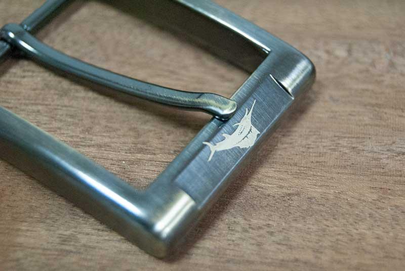 Grabacion láser sobre metales